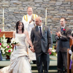 Columbus personal trainer gets married